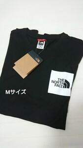 THE NORTH FACE ロゴTシャツブラック Mサイズ