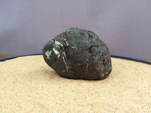 水石 自然石 天然石 ウブ石 盆石 鑑賞石 探石 庭石 盆栽 レイアウト アクアリウム 水槽 s360