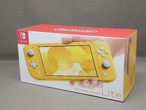 【初期化済】 Nintendo Switch Lite イエロー ニンテンドースイッチ