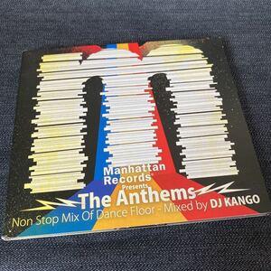 【送料無料】Manhattan Records Presents The Anthems Non Stop Mix Of Dance Floor-Mixed by DJ KANGO