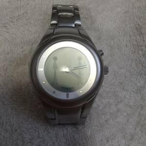 FOSSIL ロボット デジタル 腕時計