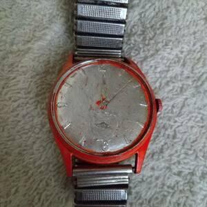手巻き 腕時計