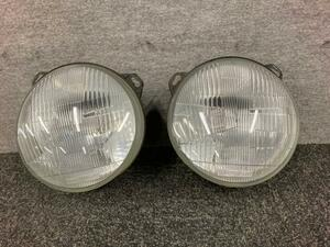 アルトワークス E-HB11S 純正 ヘッドランプ 左右セット HA11S HA21S HB21S ライト レンズ 動作確認済