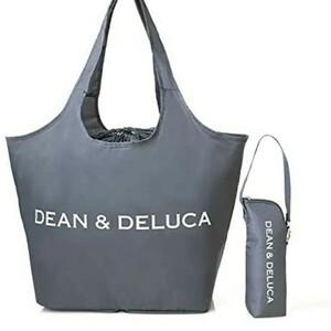 GLOW 2021年 8月号 付録 DEAN & DELUCA レジかご買い物バッグ & 保冷ボトルホルダー