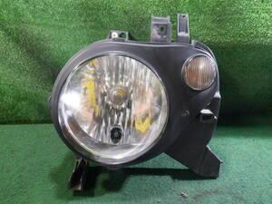 【 スズキ スピアーノSS HF21S 純正 左ヘッドライト ハロゲン コイト 100-59053 レベライザー付  】