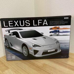【新品】LEXUS LFA ラジコン 白 ホワイト レクサス