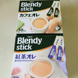 ブレンディスティックコーヒー 2種 60本