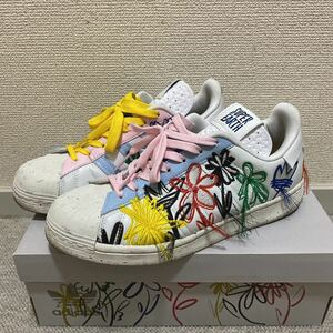 adidas スーパーアース スーパースター 25.5cm SEAN WOTHERSPOON ショーン・ウェザースプーン SST AEC SUPEREARTH SW
