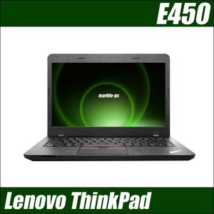 中古ノートパソコン Lenovo ThinkPad E450 | WPS Office搭載 14型 8GB HDD500GB コアi3 Windows10-HOME(MAR) WEBカメラ Bluetooth 無線LAN