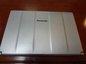 美品 Panasonic Let's Note CF-NX3 Intel Core i3-4010U 1.7GHz メモリー12GB 新品 SSD 512gb Windows 10 Pro Office 365 純正アダプター