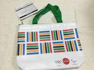 コカコーラ オリンピック 保冷バック、エコバッグ