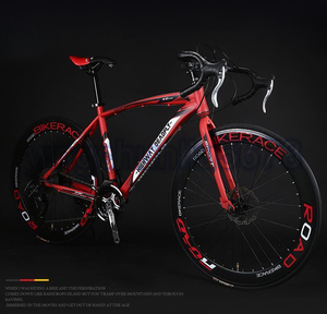 新入荷☆2021年モデル ロードバイク 27スピード実用自転車 軽量 前後ディスクブレーキ 通勤通学 26インチ