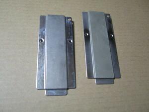 PC-98用 本体専用スロット内蔵ハードディスク部分の保護カバー2個