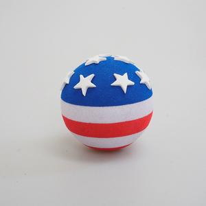 アメリカン フラッグ アンテナボール アンテナトッパー 車 目印 カスタム USA アメリカ 国旗 アメ車 星条旗 定形外