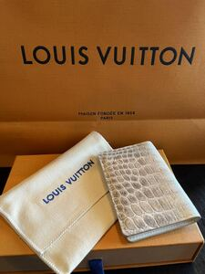 【国内数点・新品未使用】LOUIS VUITTON サハラ カードケース【手元有・即発送】