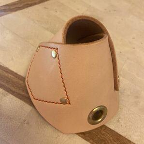 手縫い ワンポールテント タープ接続アダプター