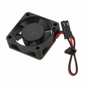 ラジコン ESC.モーター 冷却ファン 5v 1.2w 30×11mm 新品送料込み
