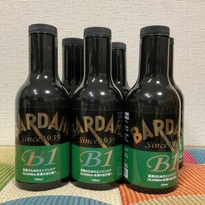☆【送料無料】BARDAHL B1 300mL バーダル ビーワン エンジンオイル添加剤 6本セット☆
