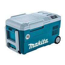 【新品未使用】マキタ 充電式保冷温庫 CW001GZ 青 40Vmax 本体のみ ※ バッテリ・充電器別売