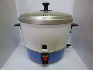 ●パロマLPガス炊飯器釜外寸31㎝×14㎝ ●除菌処理済品H5080