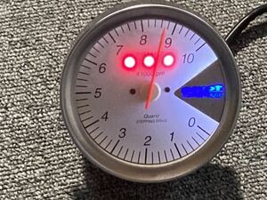 Pivot ste pin g gauge SGT-F1 tachometer 80 pie tachometer 3 ream F1sif playing cards 10000rpm operation has been confirmed
