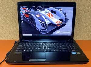 即決 美品 ゲーミング 15.6型 フルHD Core i7 新品大容量SSD1TB メモリ8GB 4コア 8スレッド GeForce GT 640M Microsoft Office Win10