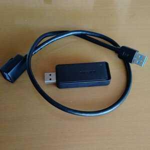 【送料込み!】 BUFFALO 無線 11ac対応 子機 USB3.0 WI-U3-866D Windows 無線接続確認済み