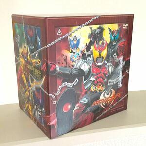 仮面ライダーキバ DVD全巻収納BOX 専用ケース