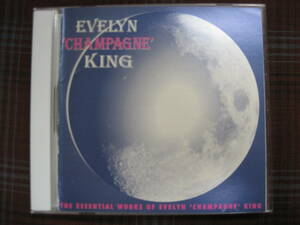 """A#1391◆CD◆ イヴリン""""シャンペン""""キング - シェイム ~ ベスト The Essential Works Of EVELYN CHAMPAGNE KING BVCP-1008"""