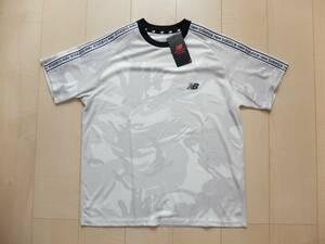 新品! ニューバランス New Balance 肩ロゴ Tシャツ ドライT メンズ S