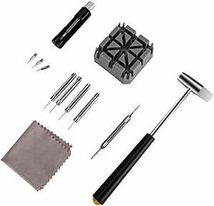 新品BPグレー 12点35-2Kセット腕時計バンド調整 ColiChili 時計ベルト交換 修理 工具 品質が良い