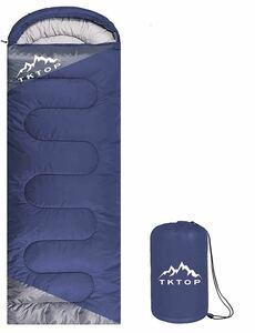 寝袋 封筒型 軽量 保温 1kg