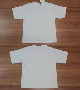 WELLDERウェルダーMADE IN JAPANメイドインジャパン日本製ルーズフィットオーバーサイズクルーネックベーシック無地半袖カットソーTシャツ4