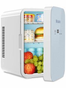 10L ポータブル 小型冷蔵庫 保温・保冷用 0℃~60℃ 温度調節可