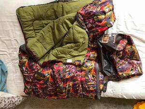 寝袋 封筒型 SL4-208