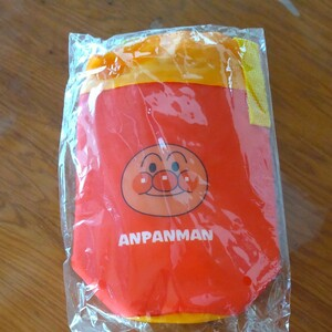 新品 アンパンマン  ペットボトルホルダー