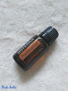 高品質アロマオイル ドテラ フランキンセンス15ml 新品 未開封 使用期限23.08