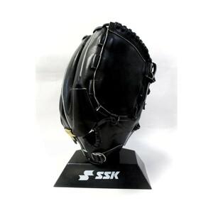エスエスケイ(SSK)野球 硬式 グローブ オーダー プロエッジ(proedge)投手用 右投用 ブラック 青山・三上 PEO-314GKF 送料無料 23565