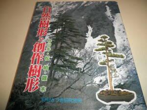 自然樹形と創作樹形 サツキ 松柏 雑木 月刊さつき研究別冊★1980年