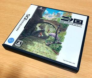 二ノ国 漆黒の魔導士 ニンテンドー DS ソフト