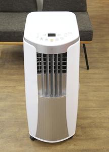 極美品 TOYOTOMI トヨトミ スポットクーラー 冷風機 TAD-2221 ホワイト 2021年製 付属品付き 中古品