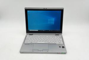 ★使用時間260H★ Panasonic レッツノートCF-RZ4 RZ4DDACS【Core M-5Y71/メモリ4GB/SSD 128GB】『Office/タッチパネル/カメラ