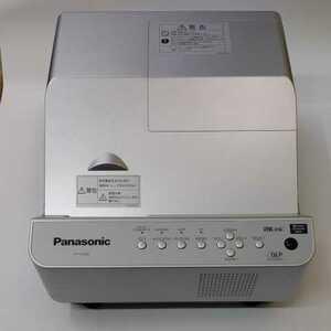 パナソニック 超短焦点 1チップDLP方式プロジェクター PT-CX200
