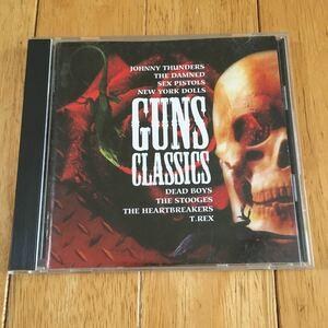送料無料 Guns Classics Dead Boys Johnny Thunders New York Dolls Sex Pistols The Damned Stooges Heartbreakers Sid Vicious T. Rex