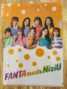 オリジナルクリアファイル ファンタ NiziU