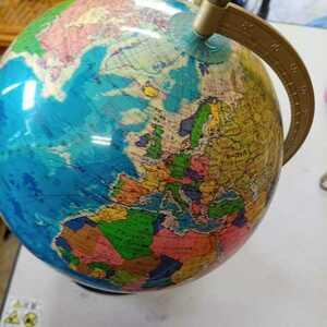 глобус высотой 37cm