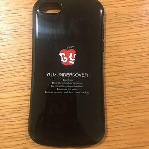 iPhone7 8 SE gu undercover Disney ディズニー モバイルケース アンダーカバー スマホケース 携帯カバー ジーユー iPhoneケース