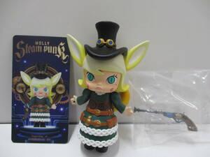 ☆S6 POP MART MOLLY steampunk スチーム パンク シリーズ Foxgirl Molly モリー フィギュア