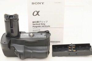☆新品同様☆ Sony ソニー バッテリーグリップ VG-C77AM ♯21081904