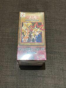 遊戯王 初期ブースター vol.6 未開封 box 30パック入り シュリンク付き 1円スタート!